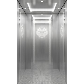 Cabina de SS de elevador de pasajeros