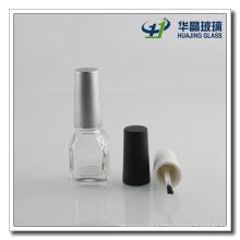 15ml Square Shaped Nail Polish Bottle Glass Wholesale