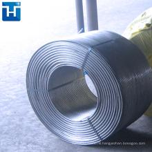 China Ferro Silicon Calcium alloy/Ca Fe cored wire for steel production