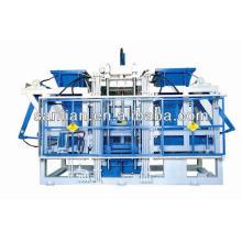 Máquina de tijolo automática (máquina de bloco de concreto, máquina de fabricação de blocos, máquina de bloco oco)