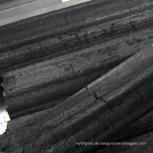 Hartholz Grill sechseckig / quadratische Kohle zum Verkauf