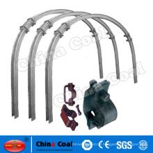 U beam steel support tunnel arch