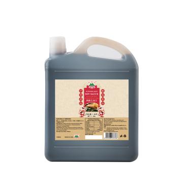 5LBS Plastic Jar Light Soy Sauce