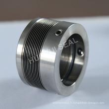Joint rotatif à soufflet en métal pour compresseur