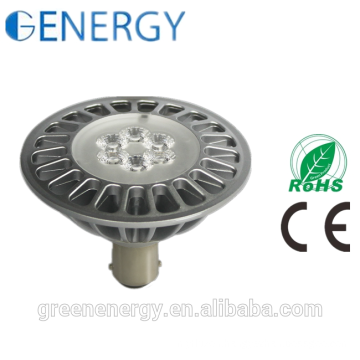 High quality wholesale low price 11W 15W 2700k 3000k 4000k 30/60degaree Aluminum finish G53/GU10 CE AR111 Spotlight