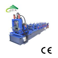 Laminado en frío C Lipped Channel Channel que forma la máquina