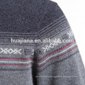 Pull hiver Stoll machine jacquard hommes