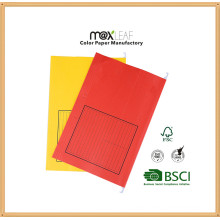 180GSM Color Suspensin File Folder