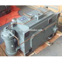 DOFINE B Serie Schwerlastgetriebe mit Kühlgebläse, Spule, Ölpumpe