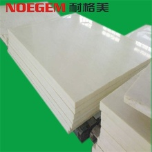 Good Quality for Fireproof PC Plastic Sheet Natural white color PET plastic Sheet export to Indonesia Factories