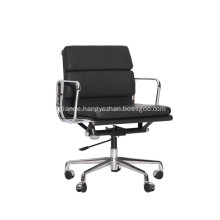 Modern Eames soft pad Leather Management chair