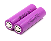 flashlight walmart battery 18650 LG HD2 2000mah 25A