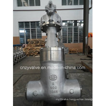SUS304 900lb Stainless Steel Power Station Gate Valve