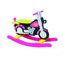 Wooden Baby Chair Moto Rocker for Kids and Children