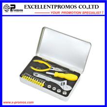 Juego de herramientas Herramientas de mano combinadas de alto grado 18PCS (EP-90018)