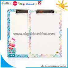 White Board mit Ordner
