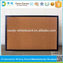 Panneau de message Utilisez Corkboard, panneau d'identification