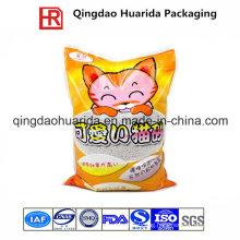 Economic Cat Litter Packaging Bag/OEM Cat Litter Packing Bag