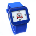 New Design Kids Silicone Wristband Watch