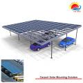 Supports de sol photovoltaïques solaires haut de gamme (SY0484)