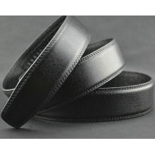 Men's leather belt strap