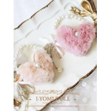 Сумочка BJD Pink / Beige Lady для шарнирной куклы SD / MSD / YOSD