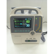 Monitor de desfibrilador ECG de China