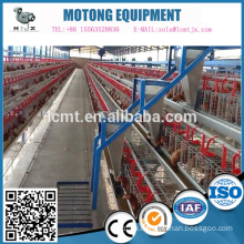 Automatic poultry farm equipment for chicken broiler