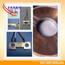 Manganin Alloy Strip/Sheet/Foil /Cu86Mn12ni2 for Shunt