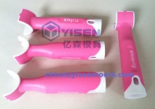 Plastic Double-Color Handle Injection Molds