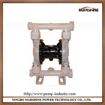 Bomba de QBY Horizontal de la resistencia de la corrosión del acero inoxidable de diafragma