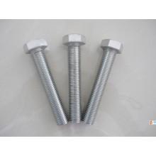 Parafusos de aço inoxidável AISI 316
