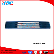 PP Black Grille 8191406 Body Parts For Volvo