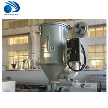 Tuyau d'alimentation d'eau de HDPE d'extrusion à grande vitesse / ligne d'extrusion de tuyau de drainage