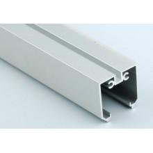 Pulverbeschichtete Vorhangschiene für Aluminium-Strangpressprofil