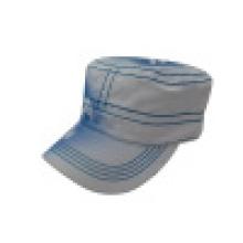 Gewaschene Militay Cap ohne Logo (MT27)
