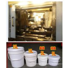 Máquina de moldeo por inyección de cubo de pintura 20L