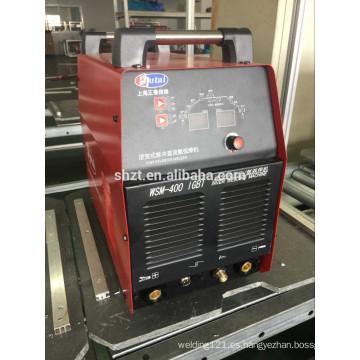 Shanghai HUTAI Inversor Multifunción AC / DC Pulso TIG / MMA máquina de soldar SUPER200P