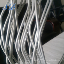 Auto Low Carbon High Tension Galvanized Steel Wire