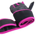 Pink Line Weightlifting Fitness Gloves