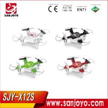 SYMA X12S Nano 360 degree Eversion Micro Helicóptero sin cabeza Sistema de 6 ejes 2.4GHz Radio Mini RC Quadcopter