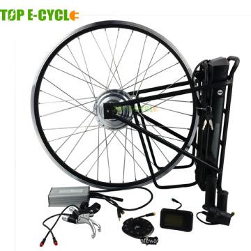 Top e-cycle kit completo de kit de bicicleta eléctrica kit motor 250W DC