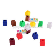 Develop intelligence educational building block toys