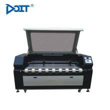 máquina do bloco de vidro da gravura do laser Laser industrial com máquina de corte do laser da fonte de alimentação