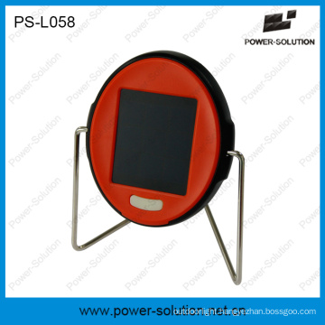 Compact Energy Saving Solar Panel Back Integrated Solar Light