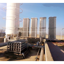 Ambient Air Vaporizers of Cryogenic Tanks