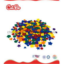 Pädagogische Spielwaren, Plastikknopf (CB-ED023-S)