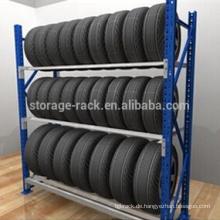 Reifenlagerregale für Lager