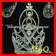 Heiße Verkauf große hohe Diamant-Festzugkrone