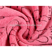 2015 new design high quality kitchen microfiber towel